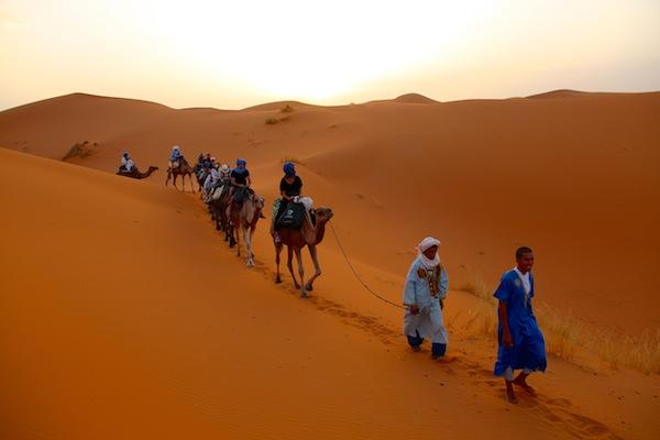Pogoda na pustyni