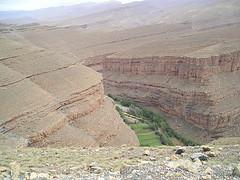 Dolina Ziz Maroko