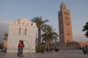 Meczet Koutubia Marrakesz