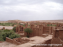 Ksar Ait Benhaddou Maroko
