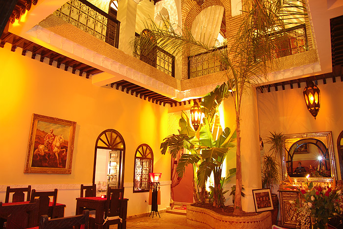 Hotele w Maroko