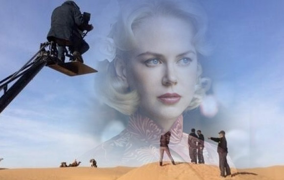 Nicole Kidman w Queen of The Desert