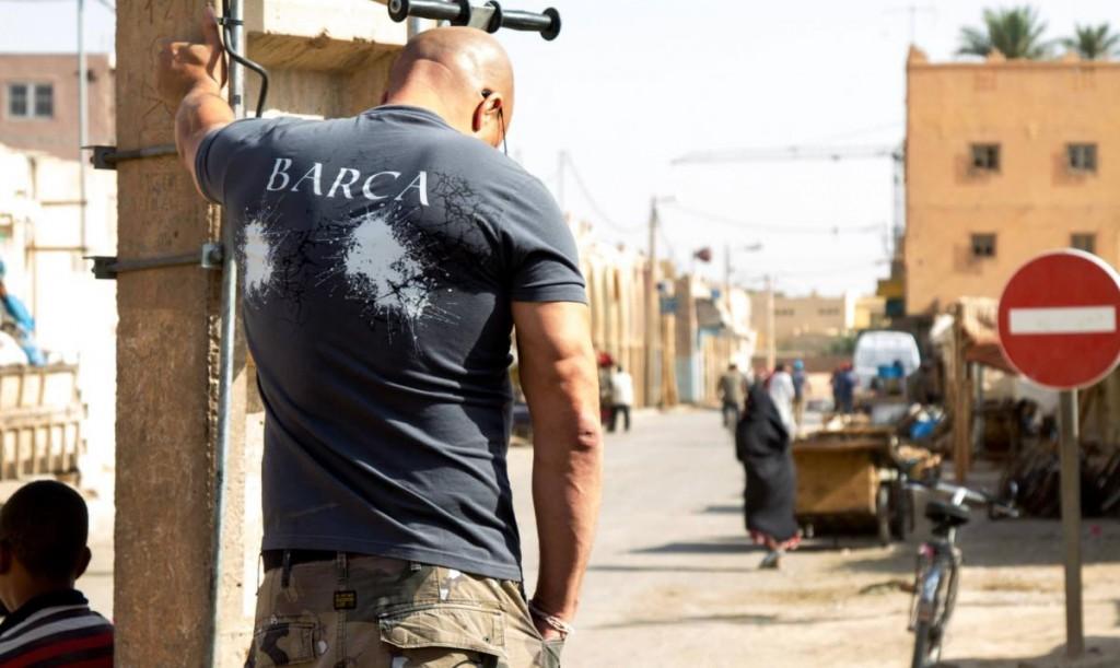 Vin Diesel w Maroku