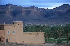 Oaza Nkob, Maroko