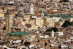Medyna Fez Maroko