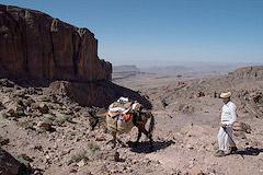 Trekking w Górach Saghro, Maroko