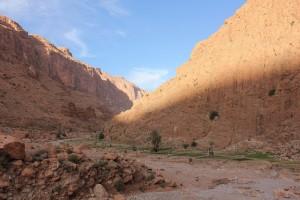Wąwóz Todra Maroko